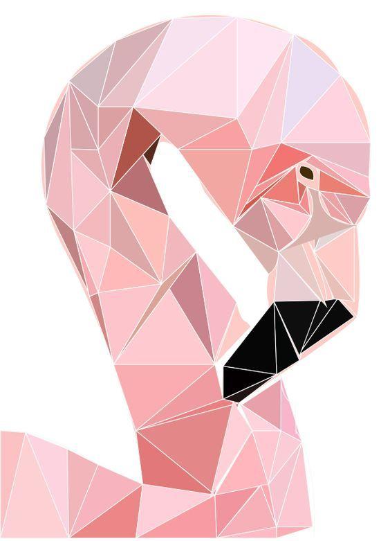 Фламинго обои на айфон красивые и классные (20)