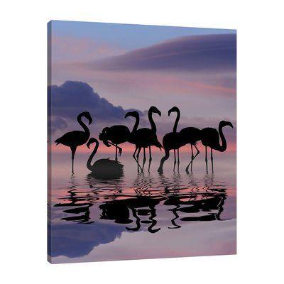 Фламинго обои на айфон красивые и классные (4)