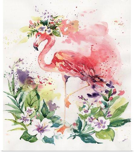 Фламинго обои на айфон красивые и классные (9)