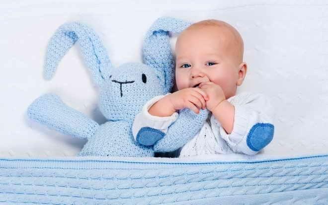 Фото младенец мальчик012