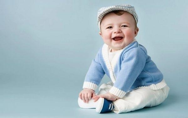 Фото младенец мальчик020