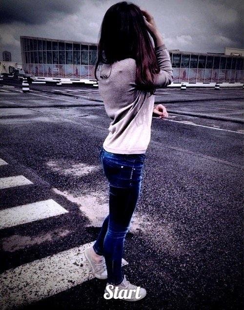 Фото молодежные на аву для девушек004