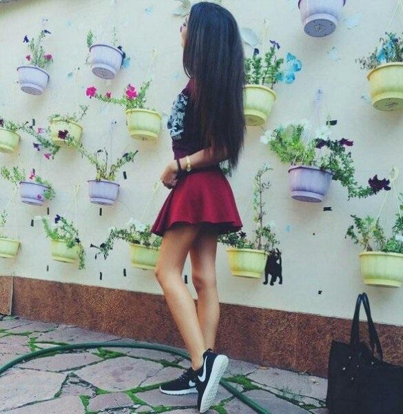 Фото молодежные на аву для девушек008