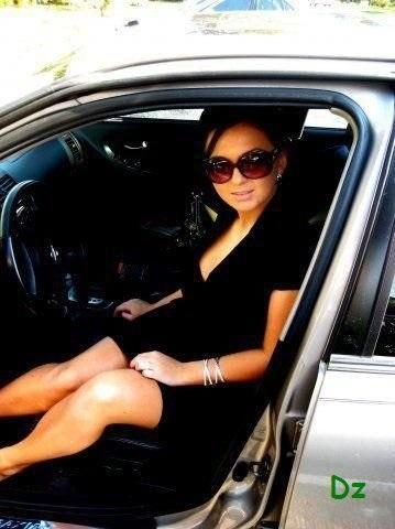 Фото на аву за рулем девушка017