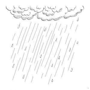 идет дождь осенью картинки для детей 018