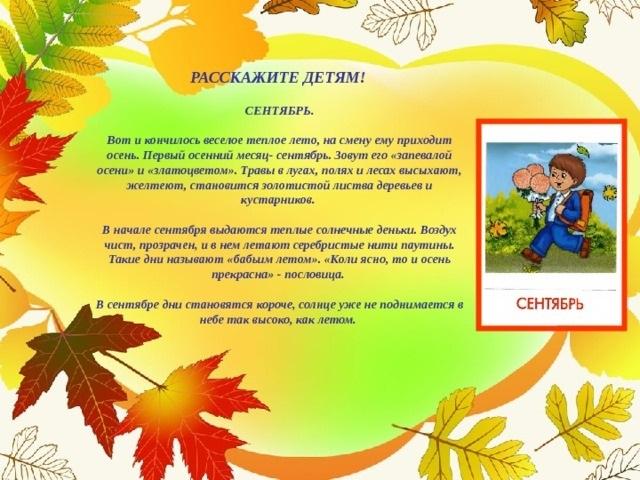 лесные деревья осенью картинки для детей 010