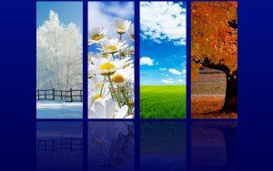 фото весна зима осень лето 003