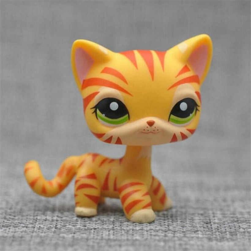 Аниме рисунки кошки для детей 022