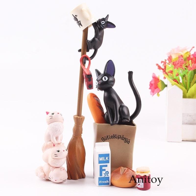 Аниме рисунки кошки для детей 023