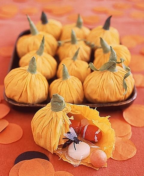 Букеты из конфет на хэллоуин 007