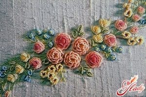 Вышивка рококо схемы 009
