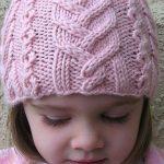 Вязанные детские шапки — фото, идеи