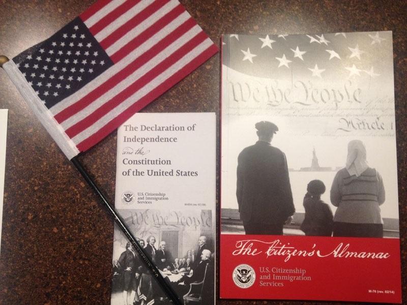 День Конституции и Гражданства в США 004