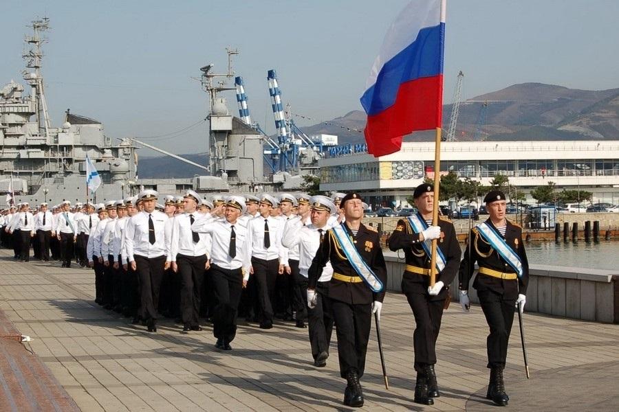 День Новороссийского военно морского района 002