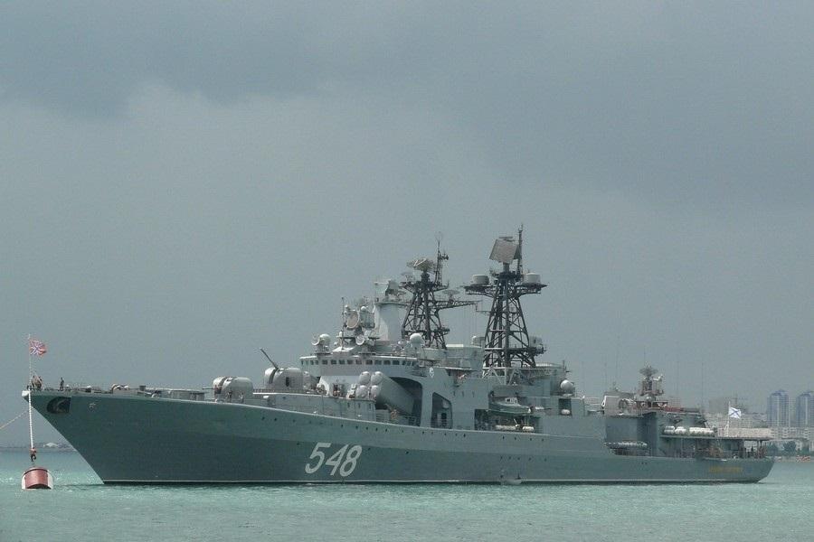 День Новороссийского военно морского района 007