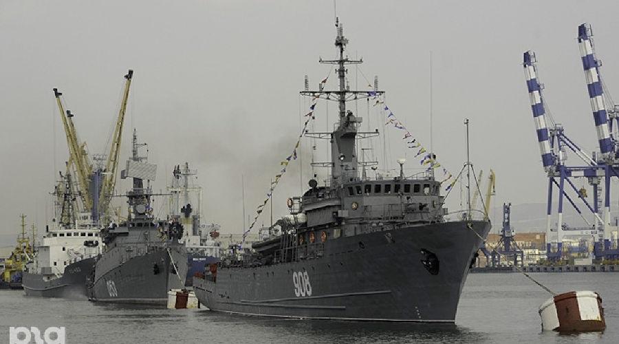 День Новороссийского военно морского района 008