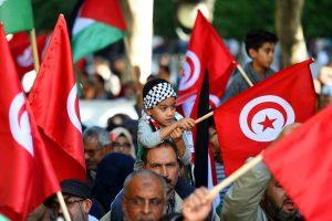 День движения независимости в Тунисе 007