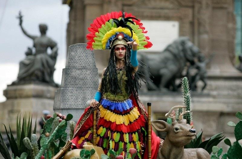 День независимости Мексики 006