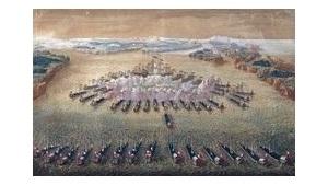 День победы русского флота под командованием Петра Первого над шведами у мыса Гангут 016