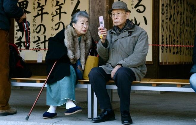 День почитания пожилых людей в Японии 008