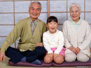 День почитания пожилых людей в Японии 013