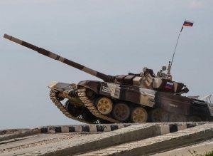 День танкиста в России 008