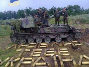 День танкиста на Украине 002