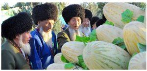День туркменской дыни 007