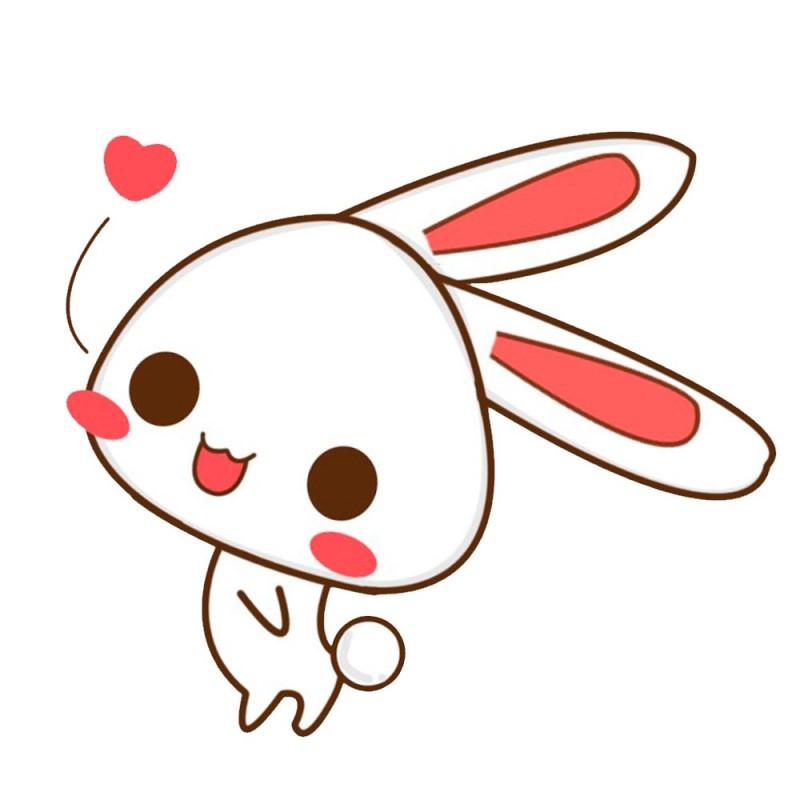 Зайки и зайчики милые рисунки (1)
