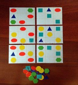 Игры по математике для дошкольников своими руками 015