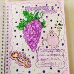 Идеи для личного дневника для девочек 11 лет — картинки своими руками