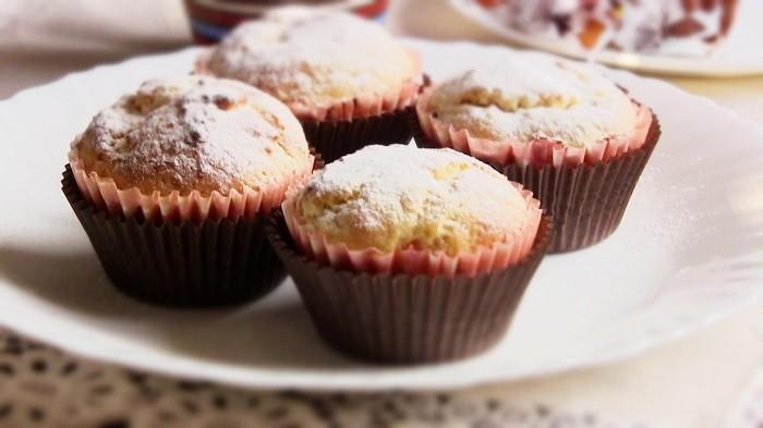 Как приготовить кекс с ирисками   вкусный рецепт