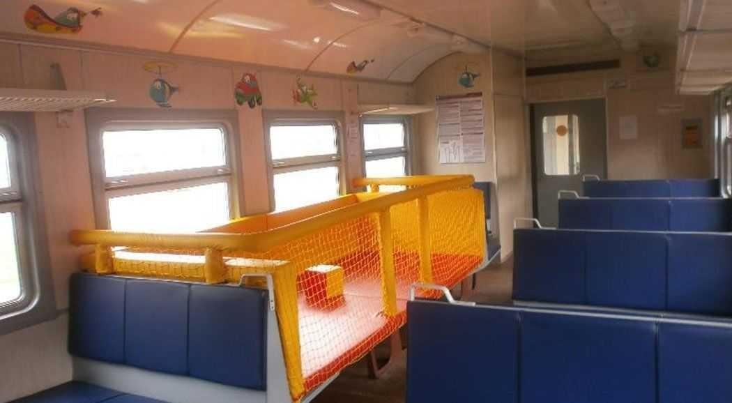 Картинка вагон для детей 011
