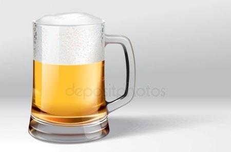 Картинка кружка пива 002