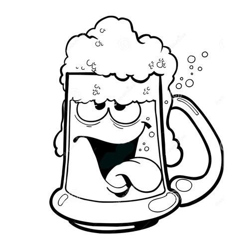 Картинка кружка пива 008