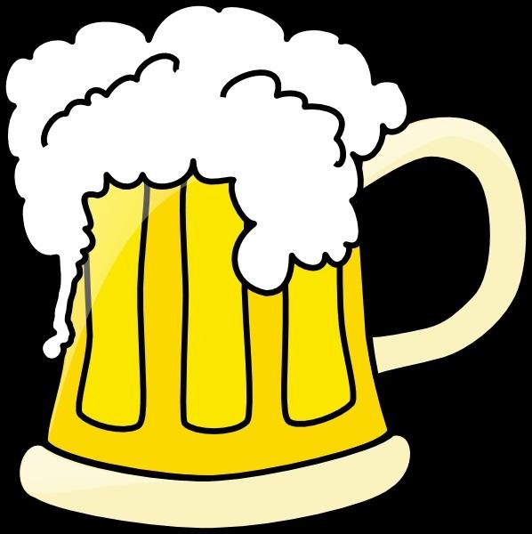 Картинка кружка пива 014