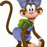 Картинка обезьянки для детей — сборка фото