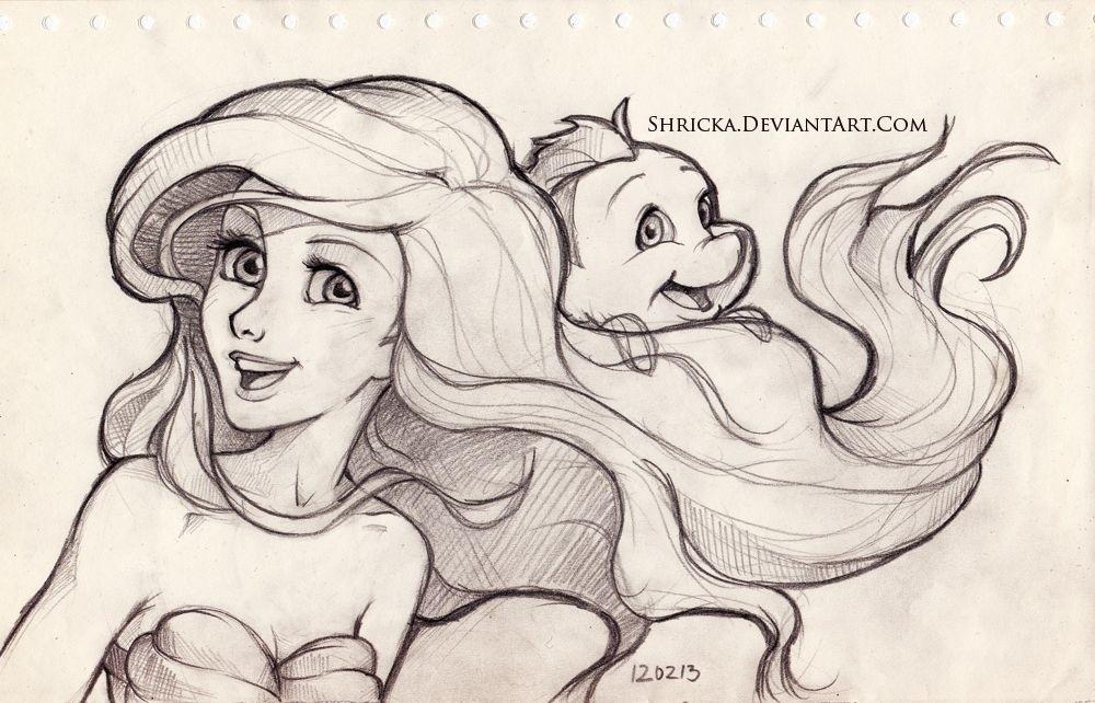 Картинки для срисовки принцессы диснея 023