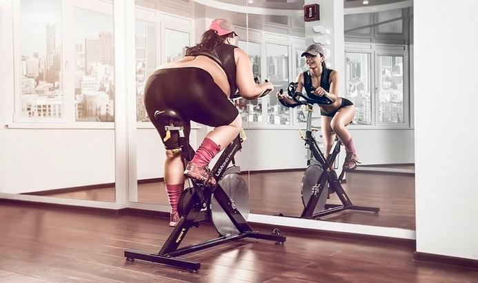 Картинки для фитнес рекламы 014
