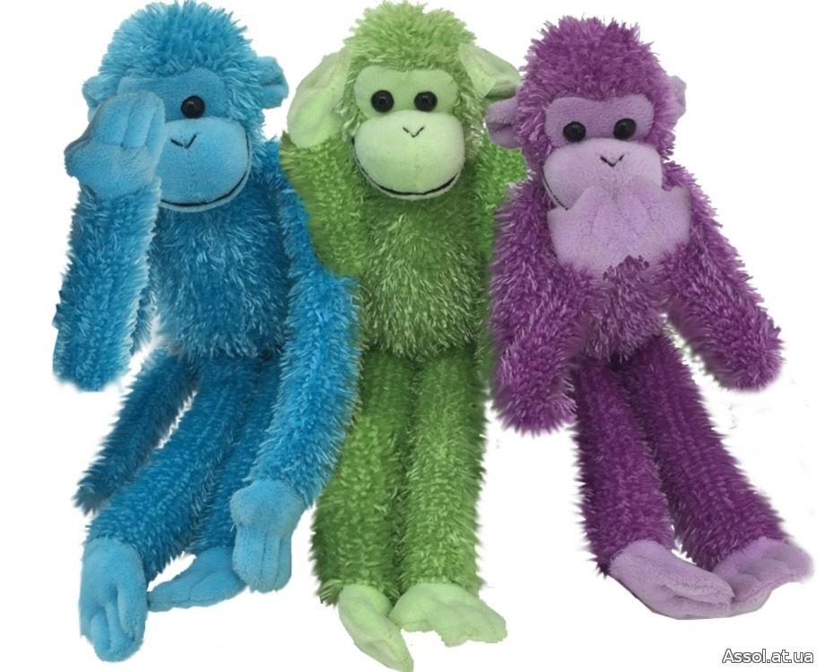 Картинки игрушка обезьянки 002