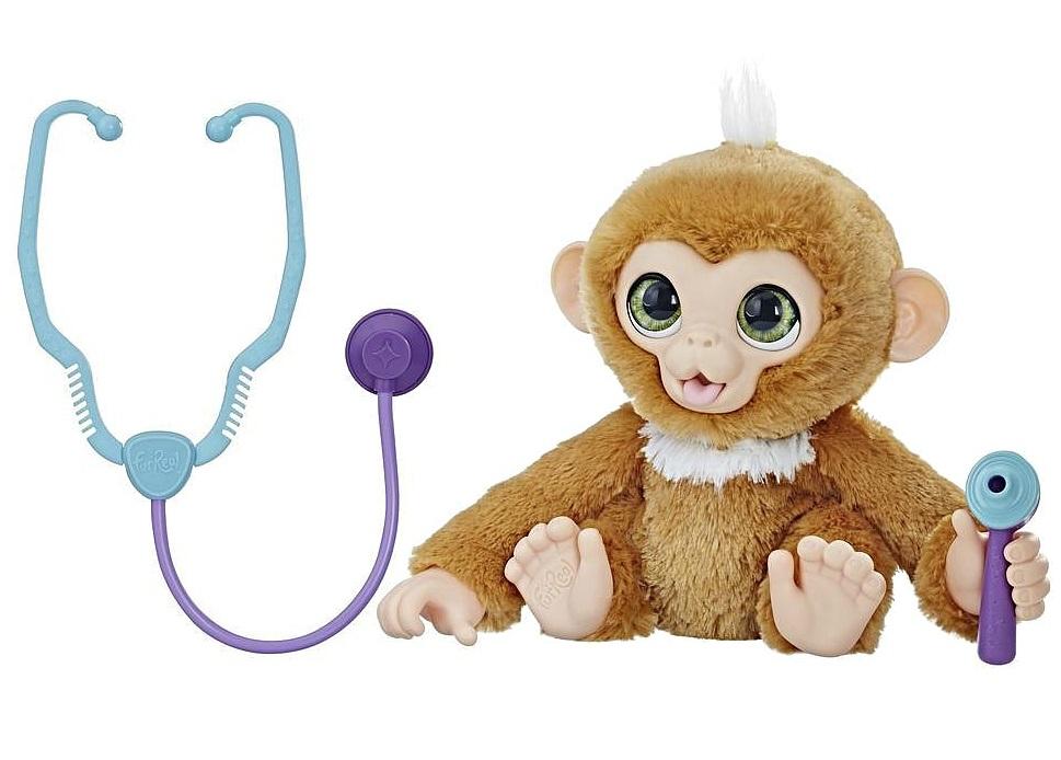 Картинки игрушка обезьянки 003