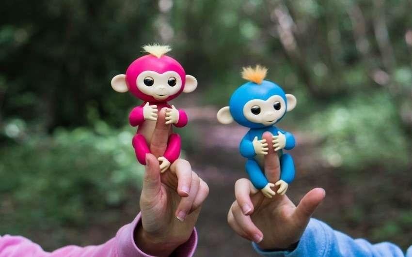 Картинки игрушка обезьянки 007