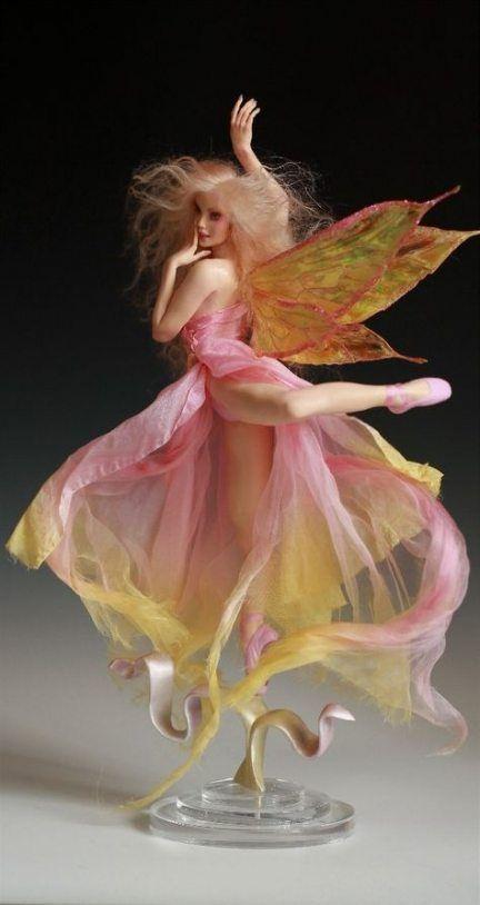 Картинки и арты русалки, феи, эльфы, ангелы (11)