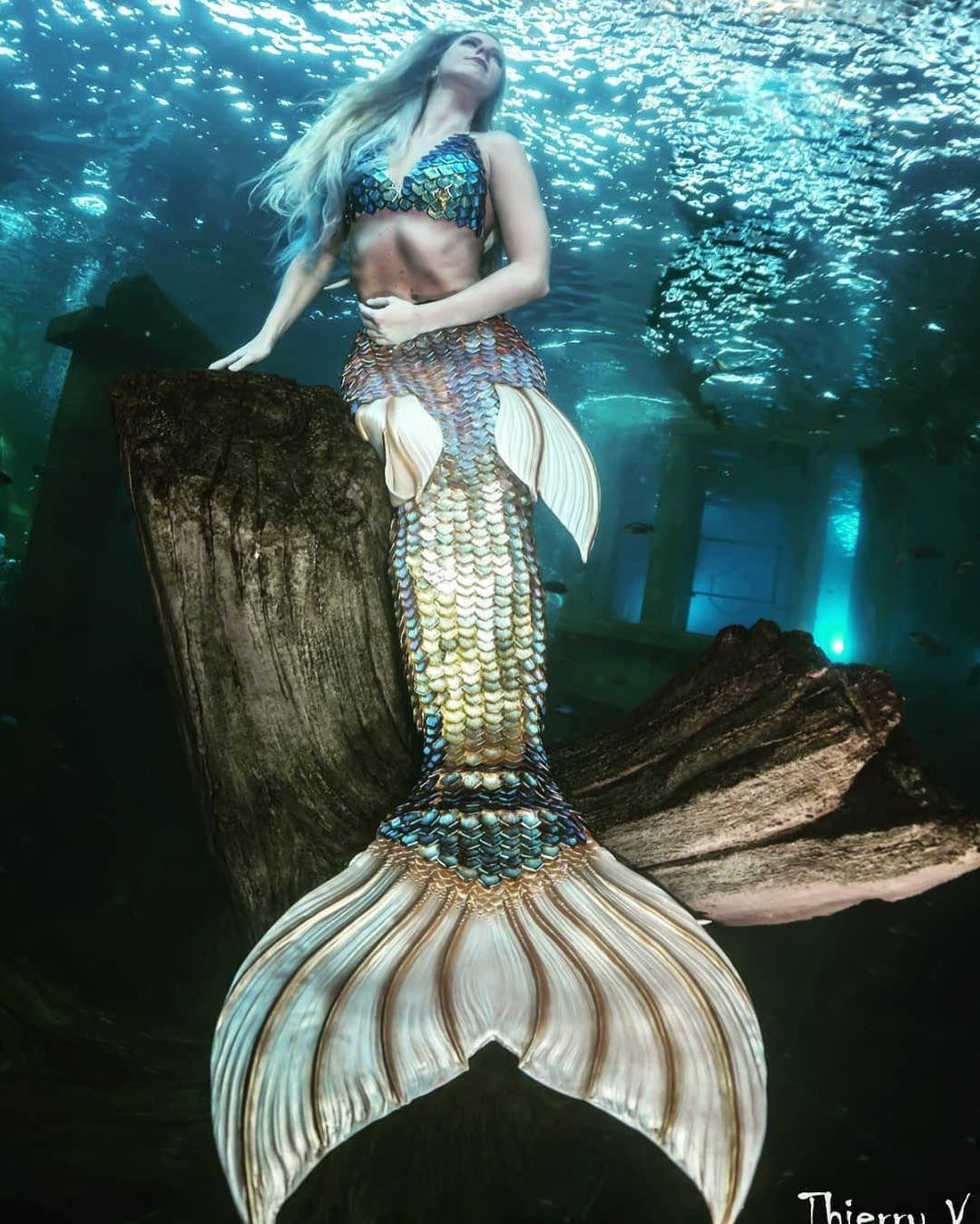 Картинки и арты русалки, феи, эльфы, ангелы (14)