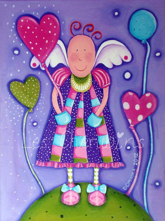 Картинки и арты русалки, феи, эльфы, ангелы (4)