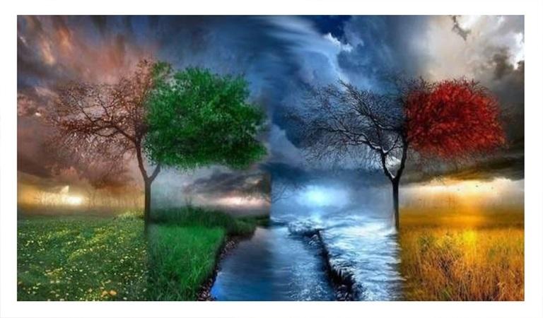 Картинки лета зимы весны и осени 010