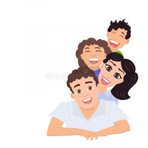 Картинки нарисованные мама и сын 016
