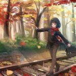 Картинки осени — лучшие арты изображения