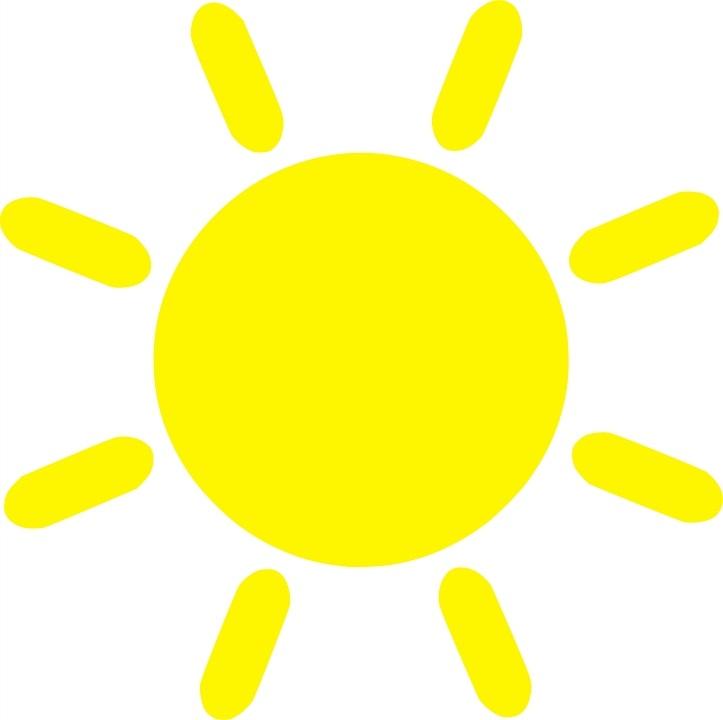Картинки солнышко для детей 001