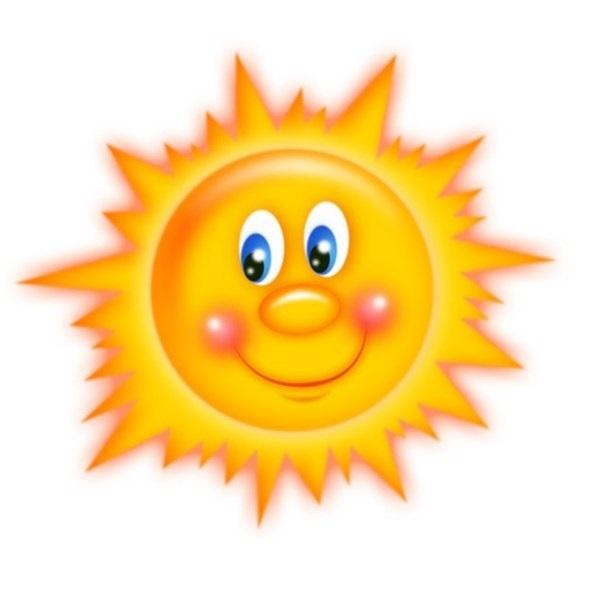 Картинки солнышко для детей 003